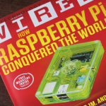 Raspberry Pi gets Wired