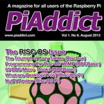 PiAddict 6 Risc Os Issue out now