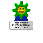 risc/pi wins best website or online resource in RISC OS Awards